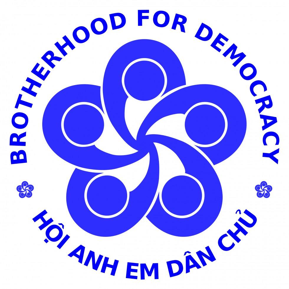 Logo Hội Anh Em Dân Chủ