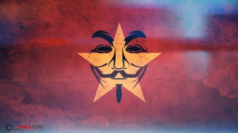 Hình ảnh biểu tượng cho loạt hành động chống kiểm duyệt internet đối với nhà cầm quyền Việt Nam