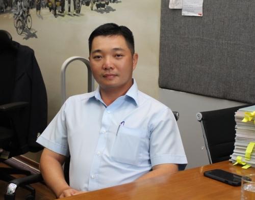 Lê Trương Hải Hiếu, con trai Bí thư Thành ủy Sài Gòn Lê Thanh Hải.