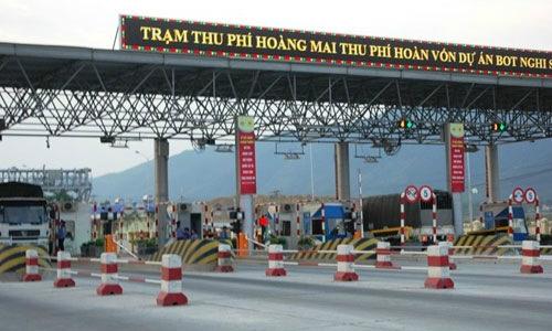 Dự án BOT Cầu Giát - Nghi Sơn dài 34km Ảnh: Vneconomy