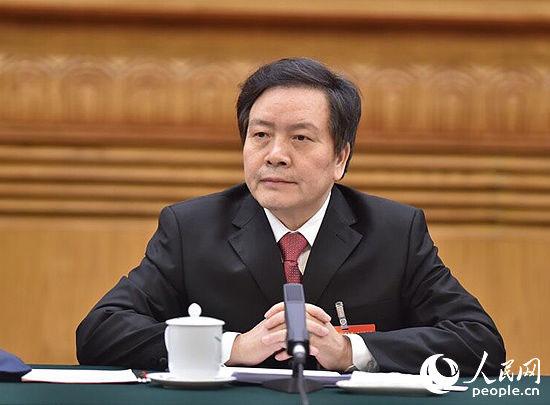 Ông Zhou Benshun là quan chức cấp cao ở tỉnh Hà Bắc.
