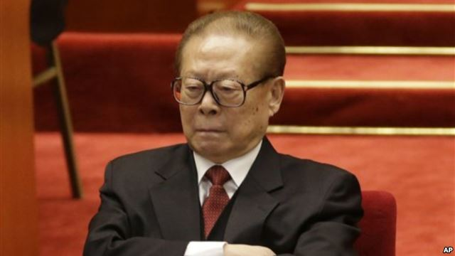 Giang Trạch Dân, cựu bí thư đảng cộng sản Trung Quốc.