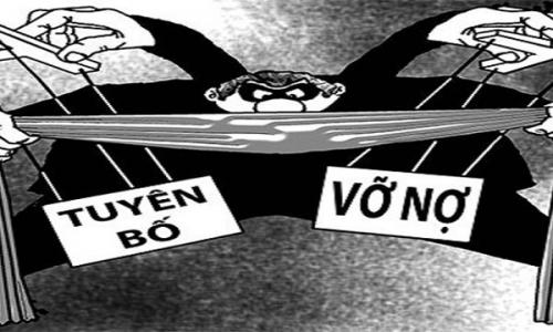 Không bán được 3 tỷ USD trái phiếu ra quốc tế ngân sách Việt Nam sẽ vỡ nợ. Ảnh minh họa.