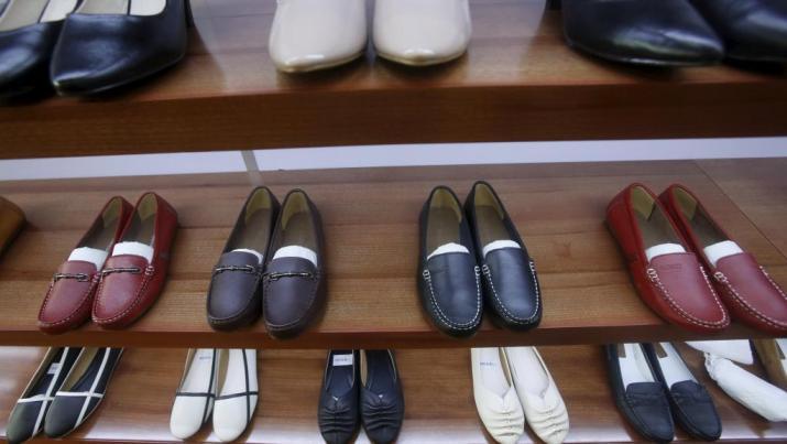 Nhiều thị trường mới sẽ mở ra cho ngành giày xuất khẩu Việt Nam sau khi TPP được ký kết- Ảnh Reuters.