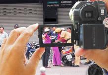 Quyền quay phim CSGT. Ảnh minh họa