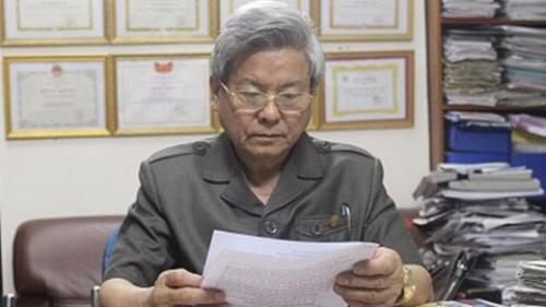Miễn nhiệm chức danh tổng biên tập với ông Kim Quốc Hoa