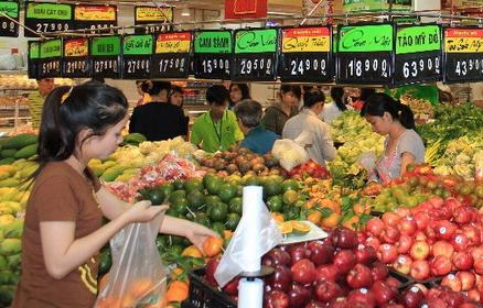 Sợ thực phẩm bẩn, dân đặt nềm tin vào rau sạch có nguồn gốc trong các siêu thị, trung tâm thương mại lớn