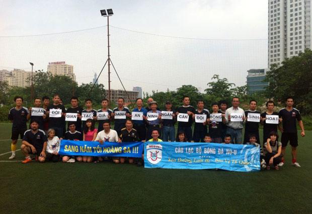 Đội bóng No-U FC, Nguyen Tuong Thuy