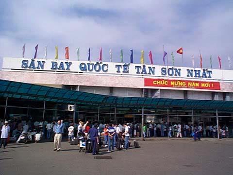 San bay