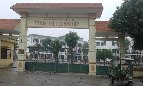 Trường THCS Ninh Hiệp
