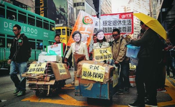 Cảnh sát nói rằng 1.600 người tham gia cuộc biểu tình, trong khi nhà tổ chức ước tính đám đông là hơn 3.000.