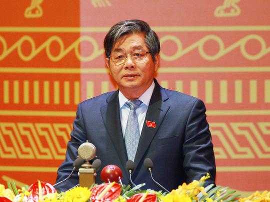 Bộ trưởng Bùi Quang Vinh: Đổi mới chính trị đồng bộ với đổi mới kinh tế là yêu cầu hết sức cấp bách. Ảnh: TTXVN