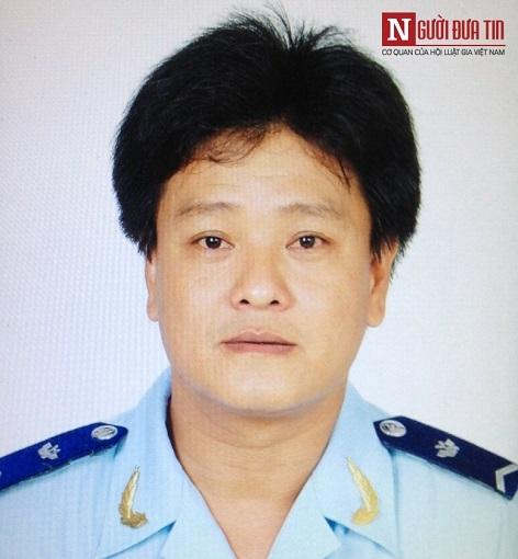 Nguyễn Tường Duy (SN 1968), cán bộ Đội Kiểm soát thuộc Cục Hải quan TP.HCM