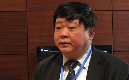 Ông Nguyễn Thế Kỷ - Phó Trưởng Ban Tuyên giáo Trung ương.