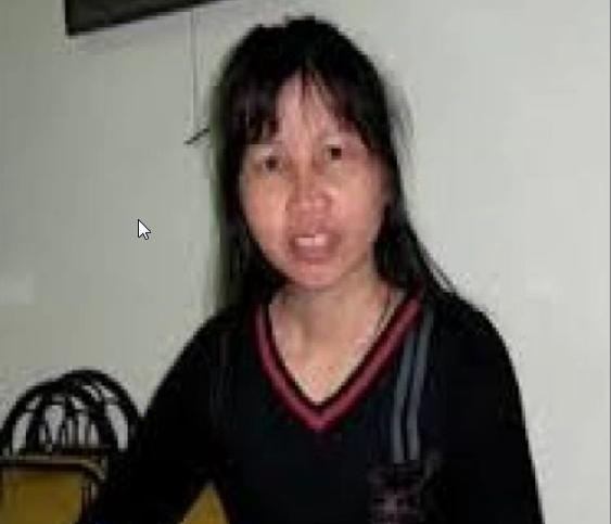 Tù nhân lương tâm Hồ Thị Bích Khương