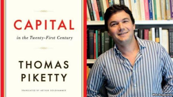 Nhà kinh tế Pháp Thomas Piketty