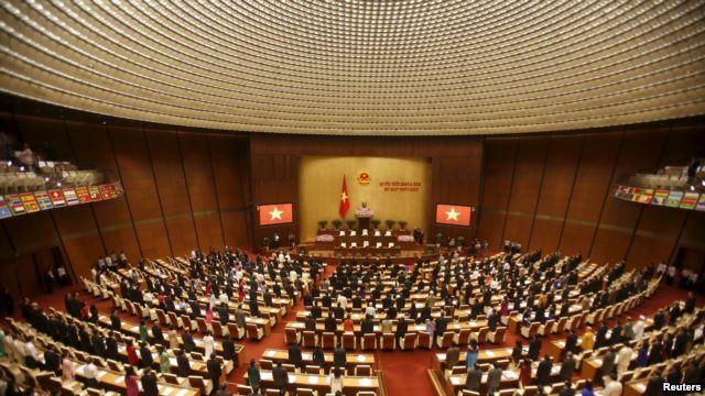 Nhà Quốc hội.