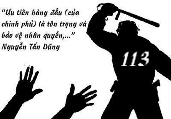 Công an 113 Việt Nam