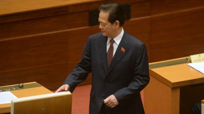 Ông Nguyễn Tấn Dũng chính thức rời nhiệm sở hôm 06/4/2016, sau 9 năm và 10 tháng làm Thủ tướng Chính phủ Việt Nam.