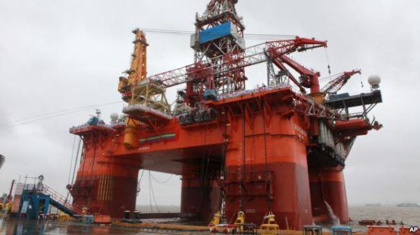 Giàn khoan dầu Hải Dương 981 là tâm điểm vụ đối đầu giữa Trung Quốc và Việt Nam năm 2014.
