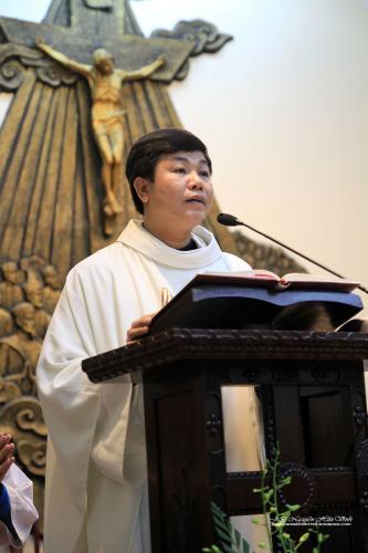 Linh mục Gioan Nguyễn Ngọc Nam Phong, CssR