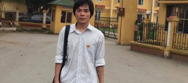 Nguyễn Viết Dũng đã ra tù