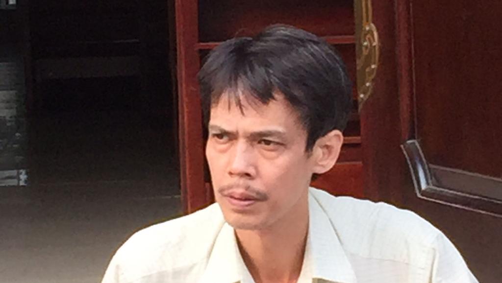 Nhà báo Phạm Chí Dũng