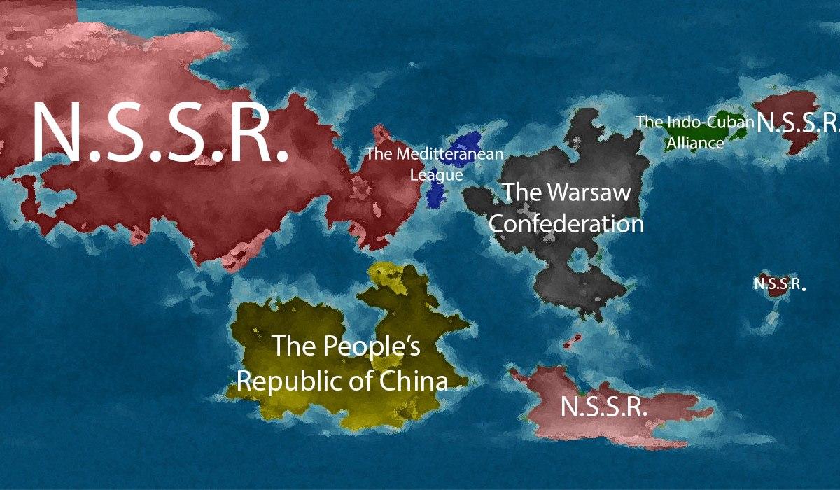Thế chiến lược toàn cầu mới.