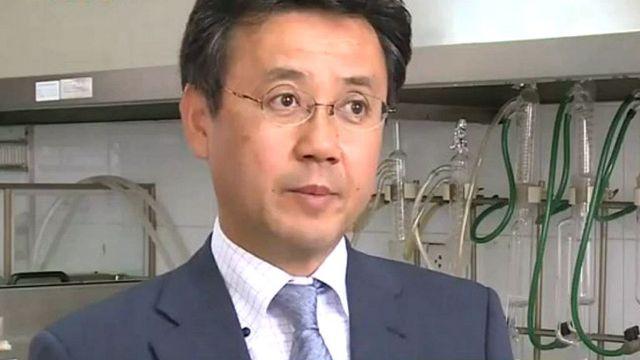 Giáo sư Yoshihiko Yamada (Đại học Tokai)