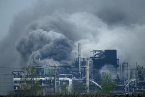Formosa hủy hoại môi trường