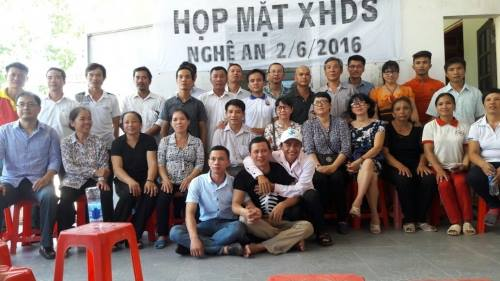 Các tổ chức Xã hội dân sự họp mặt tại Nghệ An