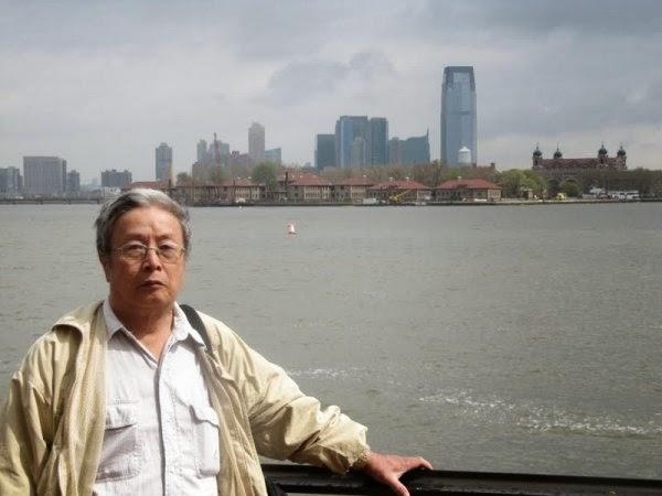 Nhà văn Phạm Đình Trọng