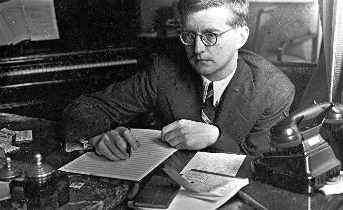 Dmitri Dmitriyevich Shostakovich (1906-1975