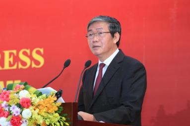 Ông Đinh Thế Huynh, Thường trực Ban Bí thư. Ảnh: internet