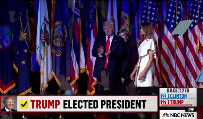 """Chiến thắng của Trump đang khiến thế giới """"sốc"""" nặng"""