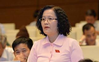 ĐBQH Trần Thị Quốc Khánh (đoàn Hà Nội)