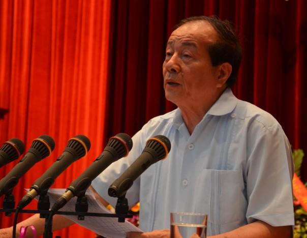 Nhà thơ Hữu Thỉnh, Chủ tịch Hội Nhà văn Việt Nam