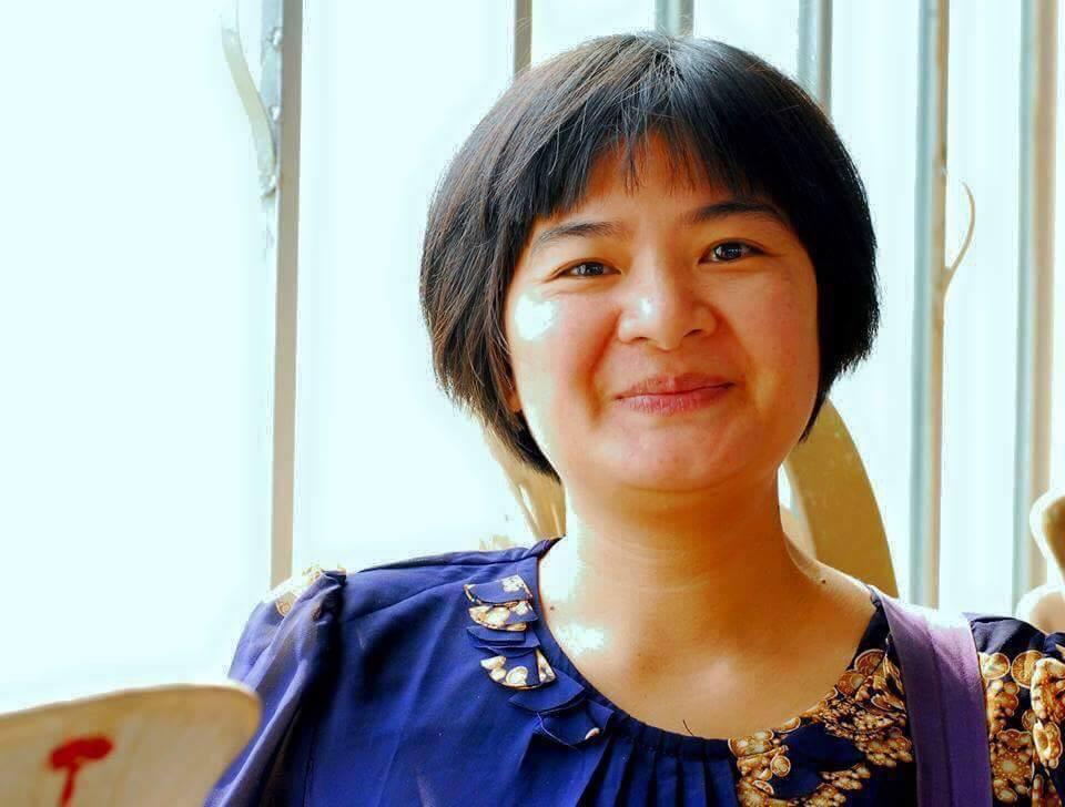 Chị Trần Thúy Nga