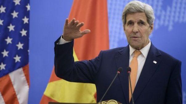 """Ngoại trưởng Mỹ John Kerry nói chỉ còn """"chủ nghĩa tư bản cuồng nhiệt"""" tại Việt Nam"""
