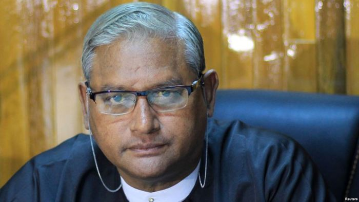 Ông Ko Ni, một thành viên nổi tiếng của người thiểu số Hồi giáo Myanmar, đã bị bắn chết hôm Chủ nhật khi ông đang đợi taxi bên ngoài sân bay quốc tế Yangon.