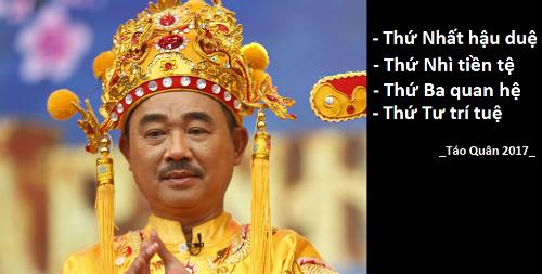 Phát ngôn của Ngọc Hoàng khi nói về tổ chức của nền chính trị hiện nay