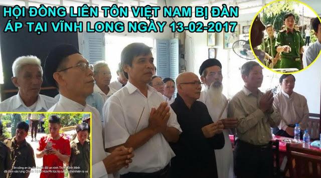 Image result for Chánh trị sự Hứa Phi Cao Đài bị ném đá