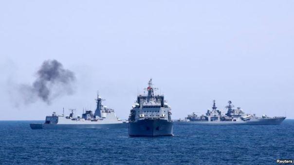 Thông tin về hoạt động tuần tra của hàng không mẫu hạm Mỹ xuất hiện một ngày sau khi Trung Quốc thông báo kết thúc các cuộc tập trận ở Biển Đông.