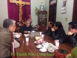 Chuyến viếng thăm đã tiếp thêm sức mạnh cho người dân đang bị bách hại.
