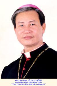 Giám mục Vũ Duy Thống
