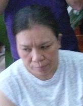Bà Hồ Thị Nga