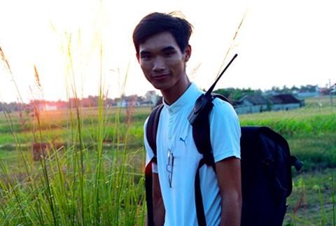 Nhà hoạt động môi trường Nguyễn Văn Hóa