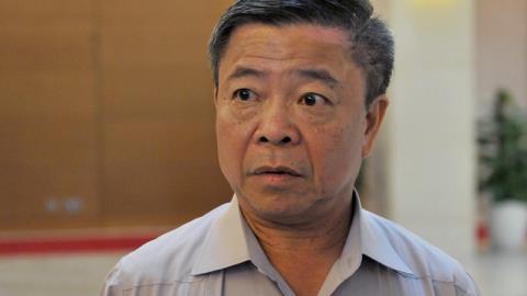Ông Võ Kim Cự khẳng định, bản thân đã làm tất cả chỉ vì muốn dân thoát khổ, thoát nghèo.