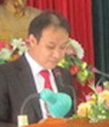 Ông Lê Quang Nam