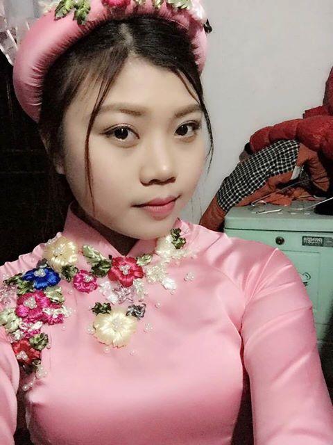 Cô giáo Trà- người bị bắt cóc và hành hung sáng ngày 28/05/2017